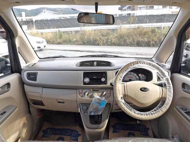 スバル ステラ L キーレス CDコンポ ベンチシート 2年保証