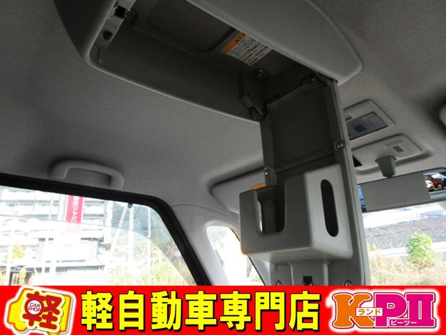 X 社外ナビ フルセグTV レーダーブレーキサポート ETC プッシュスタート 両側スライド片側電動 ワンオーナー 天井部に珍しいBOX付(18枚目)