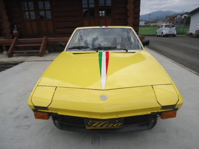 「フィアット」「フィアット X1/9」「クーペ」「福岡県」の中古車3