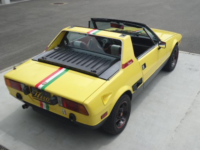 「フィアット」「フィアット X1/9」「クーペ」「福岡県」の中古車20