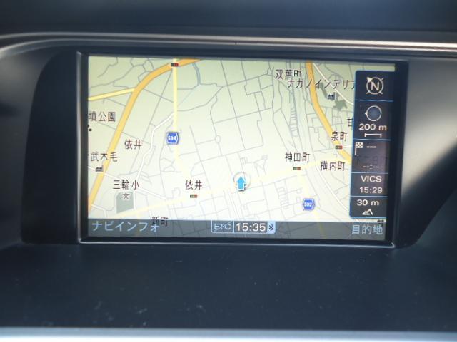 「アウディ」「アウディ A4」「セダン」「福岡県」の中古車9
