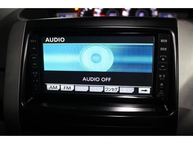 トヨタ ヴォクシー ZS HDDナビ ワンセグTV バックカメラ ETC付
