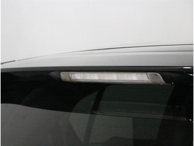 ハイマウントのストップランプが後続車にブレーキを踏んだことを知らせてくれるので安全面もUPします。