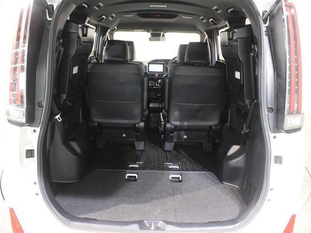 ハイブリッドSi ダブルバイビーII 1年保証 フルセグ DVD再生 ミュージックプレイヤー接続可 バックカメラ 衝突被害軽減システム ETC 両側電動スライド LEDヘッドランプ 乗車定員7人 3列シート 記録簿 アイドリングストップ(20枚目)