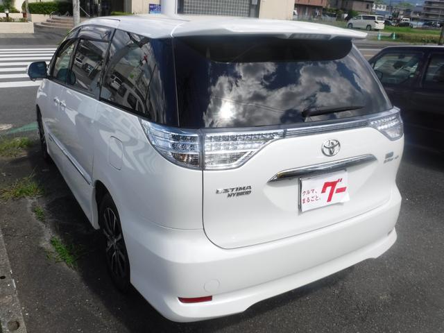 「トヨタ」「エスティマハイブリッド」「ミニバン・ワンボックス」「福岡県」の中古車10