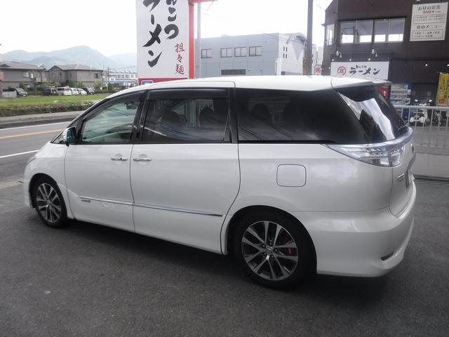 「トヨタ」「エスティマハイブリッド」「ミニバン・ワンボックス」「福岡県」の中古車11