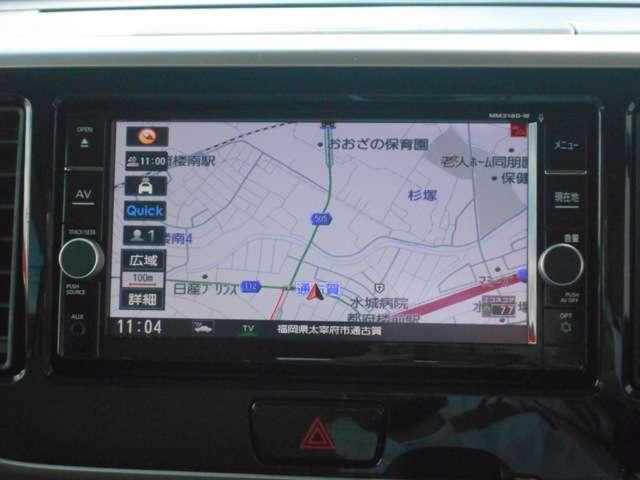 660 ハイウェイスターX Vセレクション メモリーナビ・社用車アップ(5枚目)