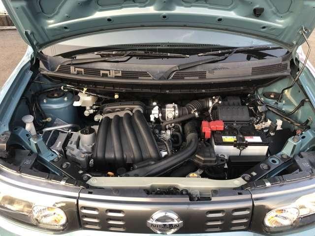 CVTです!スムーズな加速で燃費にも良いエンジンです!