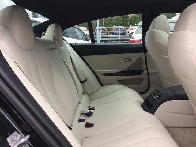 BMW BMW 640iグランクーペMスポーツ デモカー禁煙 白革サンルーフ