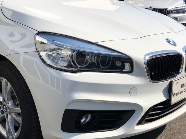 BMW BMW 218iアクティブツアラー 1オーナー禁煙 HDDナビETC