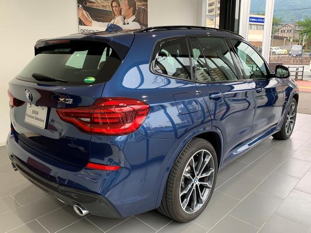 「BMW」「X3」「SUV・クロカン」「福岡県」の中古車8