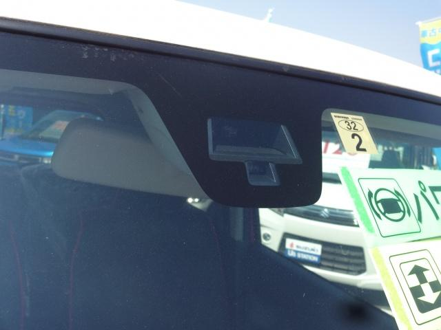 スズキ ハスラー G 2型 自動ブレーキサポート付き 集中ドアロック