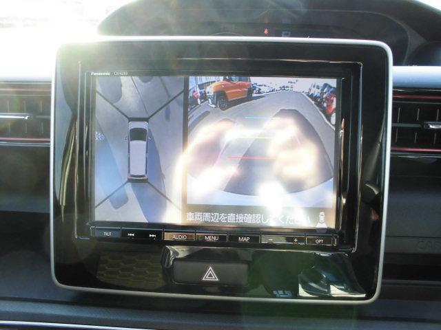 スティングレー HYBRID T 8インチナビ 全方位カメラ(17枚目)