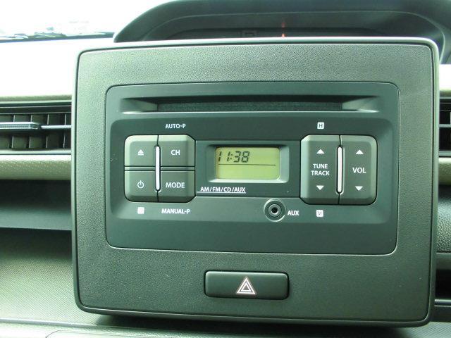 FA 2型 5速マニュアル AM/FM CDステレオ(2枚目)