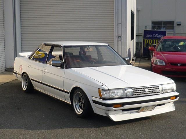 トヨタ マークII グランデ ツインカム24 旧車ローダウン仕様