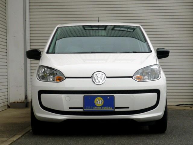 「フォルクスワーゲン」「VW アップ!」「コンパクトカー」「福岡県」の中古車3