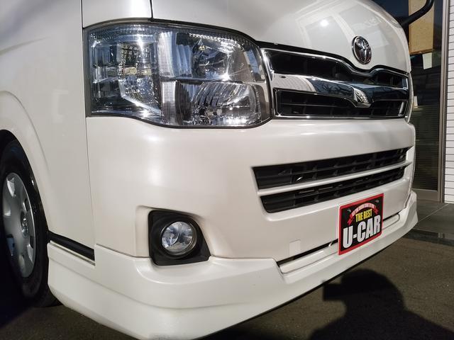 トヨタ ハイエースバン ロングスーパーGL新品ナビ付1年保証
