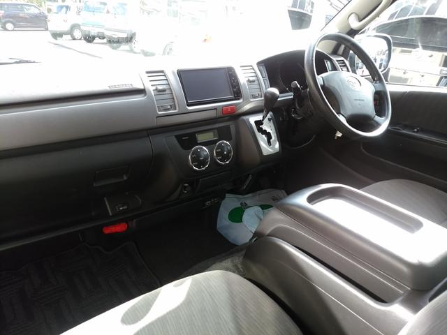 トヨタ ハイエースバン ロングスーパーGL1年保証