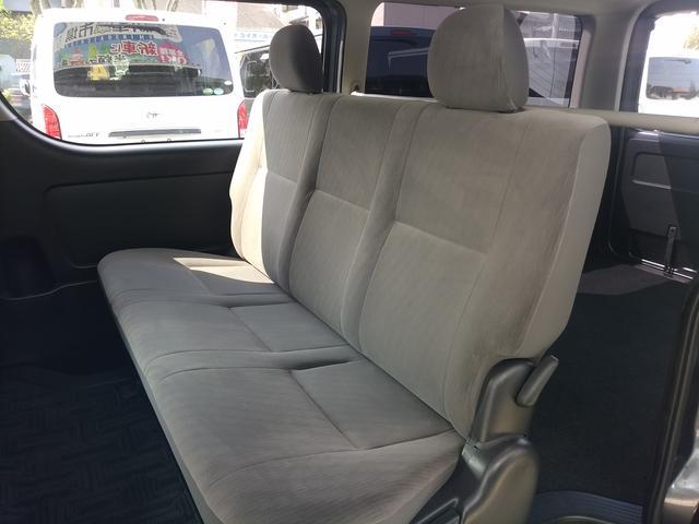 トヨタ ハイエースバン ロングスーパーGLナビ1年保証