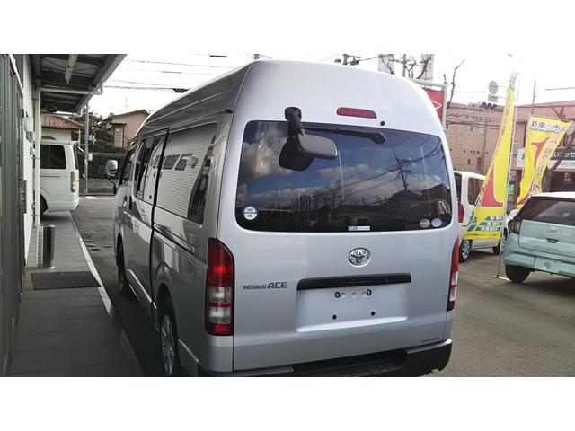 トヨタ ハイエースバン ロングDXハイルーフ新品ナビ付