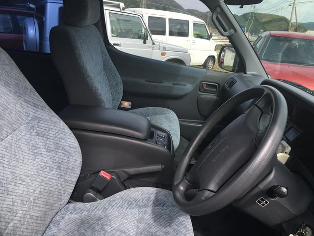 トヨタ ハイエースワゴン スーパーカスタム