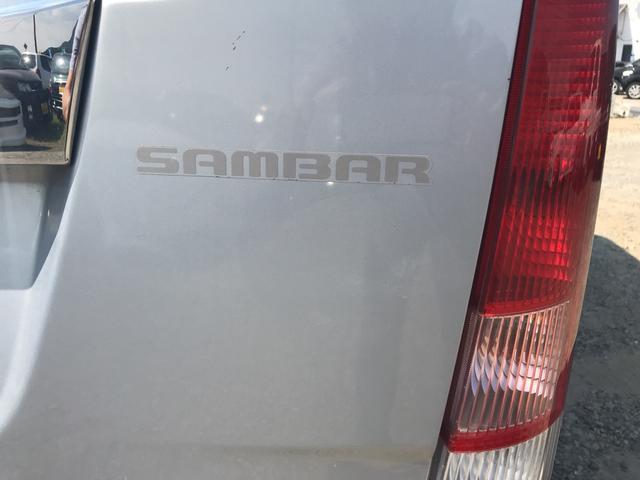 スバル サンバーバン VC CD 両側スライドドア キーレス 最大積載量350kg