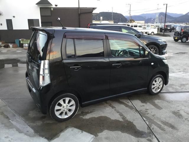 「スズキ」「ワゴンRスティングレー」「コンパクトカー」「佐賀県」の中古車8