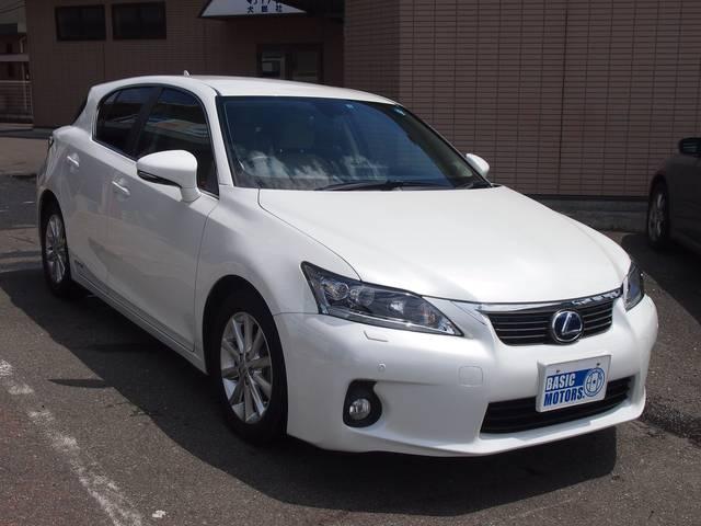 「レクサス」「CT」「コンパクトカー」「福岡県」の中古車2