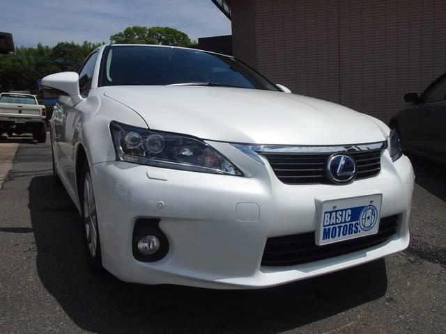 「レクサス」「CT」「コンパクトカー」「福岡県」の中古車3