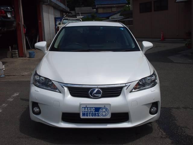 「レクサス」「CT」「コンパクトカー」「福岡県」の中古車4