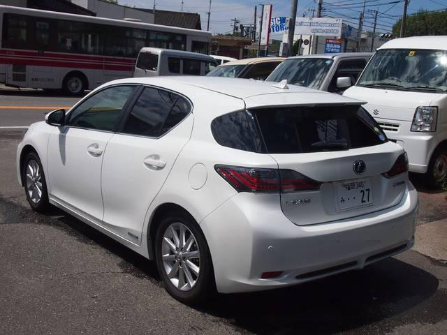 「レクサス」「CT」「コンパクトカー」「福岡県」の中古車7