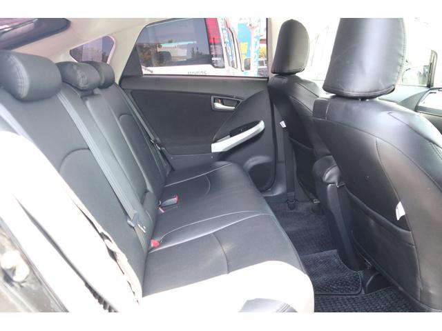 トヨタ プリウス S キーフリー ナビ ETC バックカメラ シートカバー