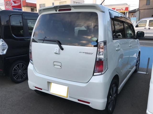 「スズキ」「ワゴンRスティングレー」「コンパクトカー」「福岡県」の中古車5