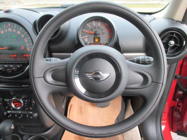 MINI MINI クーパーD クロスオーバー 走行50km 1オーナ キセノン