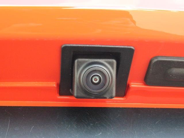 バックカメラが装着されておりますので駐車時も安心ですね。安全確認も出来ますが最後は目視で確認してくださいね。