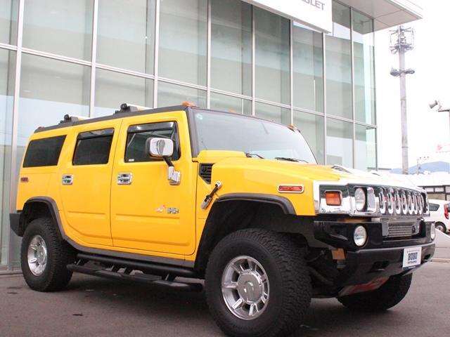 「ハマー」「ハマー H2」「SUV・クロカン」「福岡県」の中古車6