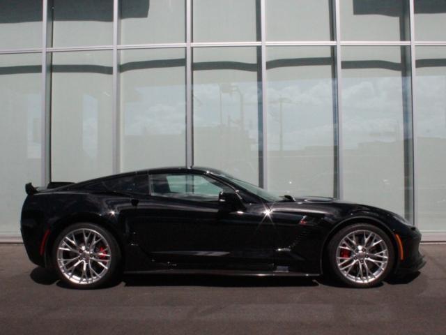 Z06 V8スーパーチャージャー 黒革 メーカー1年延長保証(4枚目)