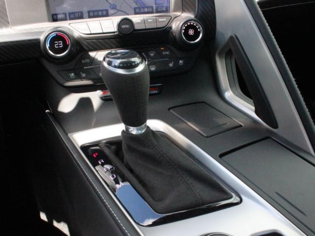 Z06 V8スーパーチャージャー 黒革 メーカー1年延長保証(12枚目)