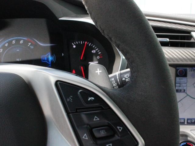 Z06 V8スーパーチャージャー 黒革 メーカー1年延長保証(13枚目)