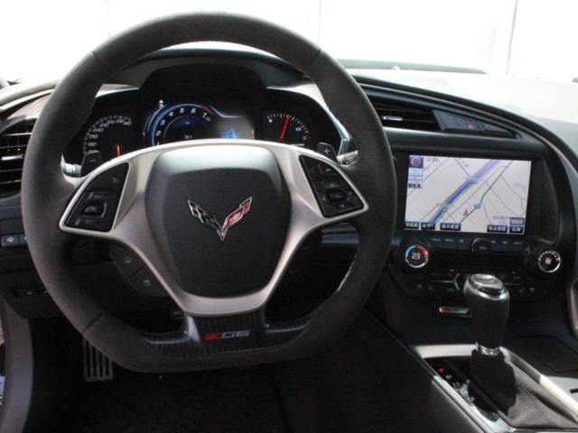 Z06 V8スーパーチャージャー 黒革 メーカー1年延長保証(17枚目)