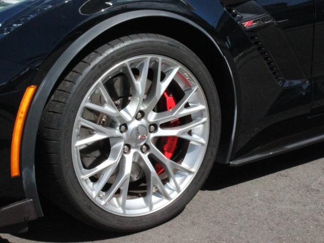 Z06 V8スーパーチャージャー 黒革 メーカー1年延長保証(20枚目)