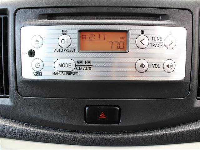 ダイハツ ミライース X 1年保証 キーレス Wエアバッグ CD