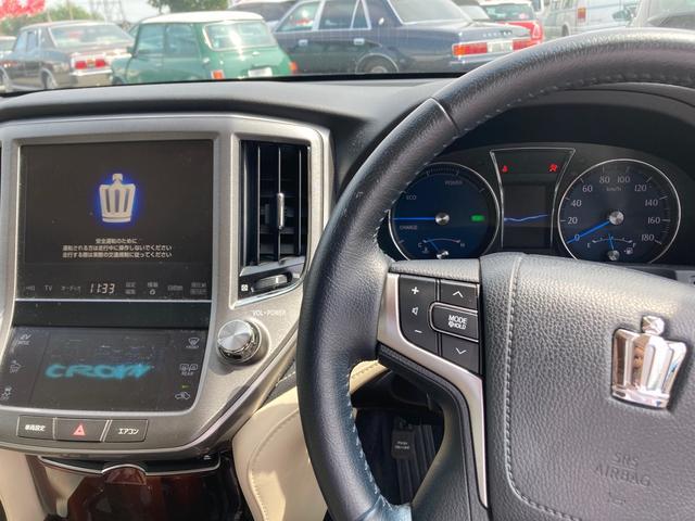 ロイヤルサルーンG ドライブレコーダー ETC オートクルーズコントロール バックカメラ ナビ アルミホイール オートマチックハイビーム HID ヘッドライトウォッシャー CVT Bluetooth USB CD(11枚目)