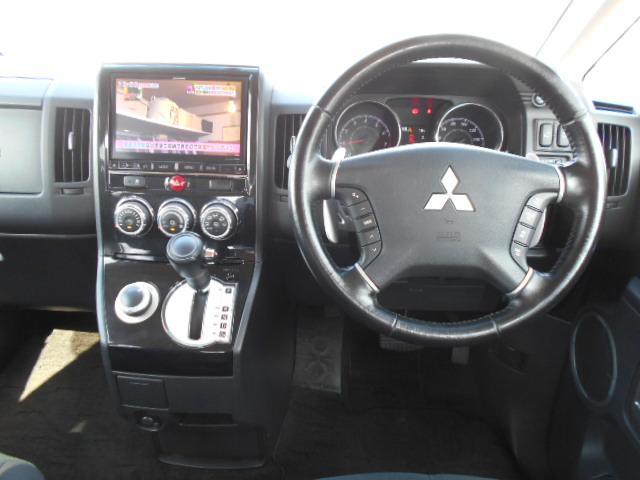 三菱 デリカD:5 4WD_Gパワーパッケージ