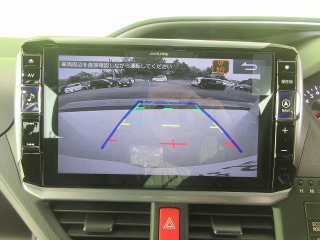 ZSキラメキ3 アルパイン11インチツインモニター/車線逸脱防止支援システム/ヘッドランプ LED/EBD付ABS/横滑り防止装置/アイドリングストップ/エアバッグ 運転席/エアバッグ 助手席 バックカメラ(9枚目)