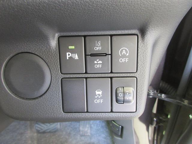 L スズキセーフティサポート/EBD付ABS/横滑り防止装置/アイドリングストップ/エアバッグ 運転席/エアバッグ 助手席/パワーウインドウ/キーレスエントリー/シートヒーター 前席/パワーステアリング(12枚目)