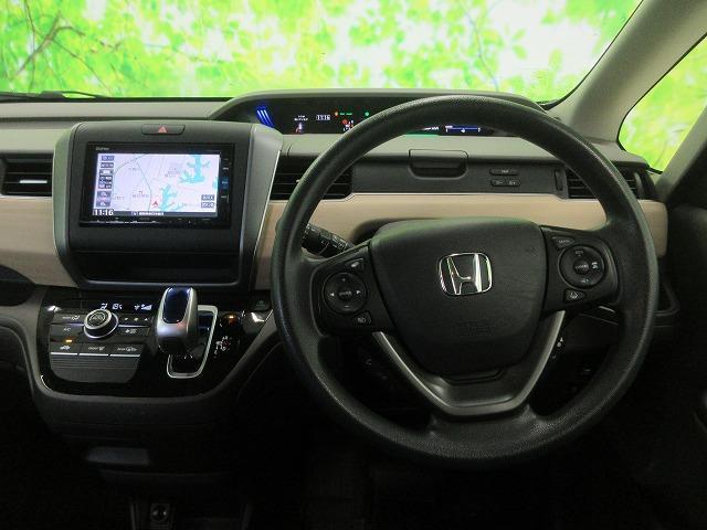 ハイブリッドGホンダセンシング 純正 7インチ メモリーナビ/両側電動スライドドア/車線逸脱防止支援システム/ヘッドランプ LED/ETC/EBD付ABS/横滑り防止装置/アイドリングストップ/クルーズコントロール/TV(5枚目)