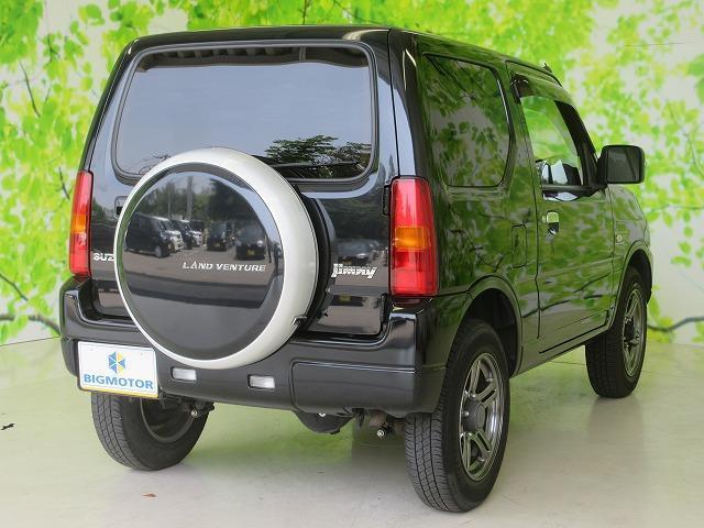 ランドベンチャー シート ハーフレザー/ETC/ABS/エアバッグ 運転席/エアバッグ 助手席/アルミホイール/パワーウインドウ/キーレスエントリー/パワーステアリング/ワンオーナー/4WD/マニュアルエアコン(3枚目)