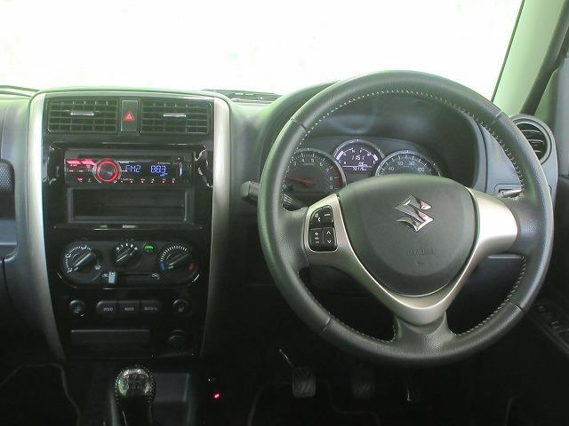 ランドベンチャー シート ハーフレザー/ETC/ABS/エアバッグ 運転席/エアバッグ 助手席/アルミホイール/パワーウインドウ/キーレスエントリー/パワーステアリング/ワンオーナー/4WD/マニュアルエアコン(5枚目)