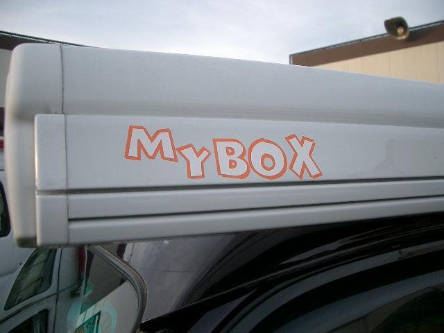 ホンダ バモスホビオ L キャンピング ホワイトハウス製 MYBOX FFヒーター